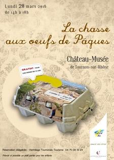 CHASSE AUX OEUFS DE PAQUES 2016