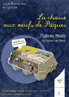 CHASSE AUX OEUFS DE PAQUES 2015