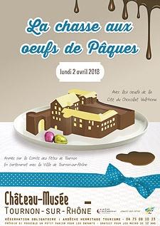 CHASSE AUX OEUFS DE PAQUES 2018