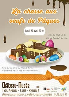 CHASSE AUX OEUFS DE PAQUES 2019