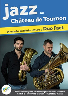 JAZZ AU CHATEAU DE TOURNON