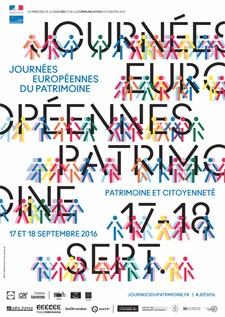 JOURNÉES DU PATRIMOINE 2016