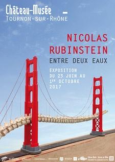 NICOLAS RUBINSTEIN - Entre deux Eaux