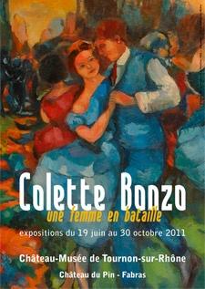 COLETTE BONZO - UNE FEMME EN BATAILLE