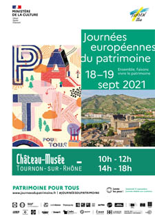 JOURNÉES  DU PATRIMOINE 2021