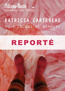 Exposition de Patricia Cartereau