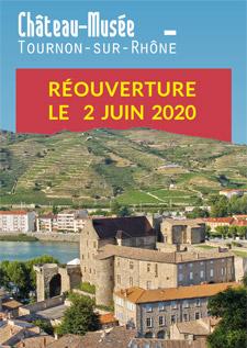 Réouverture du Château-musée